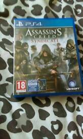 Star Wars Battlefront & assassins Creed syndicate