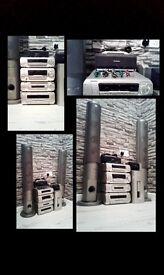 Technics suround sound