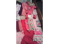 Big bundle of baby girls clothes 3-6 months (perfect condition)