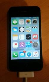 Black iPhone 4 unlocked