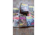 1970s Crime and Punishment magazines.