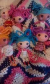 Large la la loopsy dolls