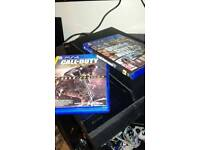 Ps4 With 2 games for free