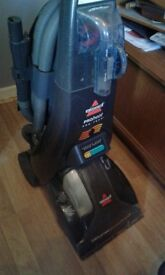 BISSELL CARPET CLEANER PROHEAT PROTECH