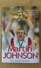 MARTIN JOHNSON Illustrated Autobiography Hardback Book