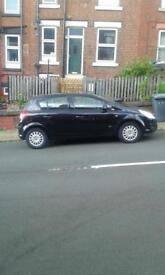 Vauxhall corsa SOLD
