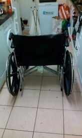 24 Inc wheel chair