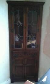 Old Charm solid wood corner unit