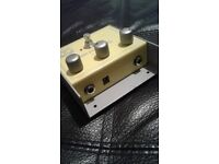 Palmer Distortion Guitar Effects Pedal - Unused