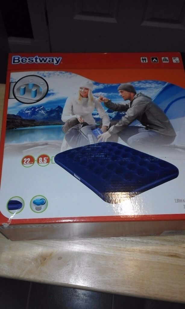 Double Blow Up Airbed