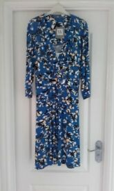 Dress size 18 3/4 sleeves new with label was £30
