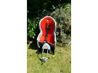 CHILD CYCLE SEAT CARRIER