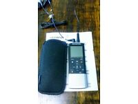 Olympus Digital Voice Recorder With Accessories & Mobile Charger