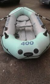 Inflatable Seahawk sport 400 dingy