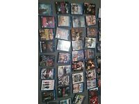 Job lot of blu Ray DVDs
