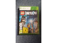 Lego Dimensions (Game Only) Xbox 360