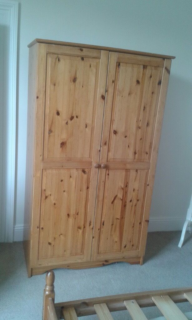 Bedroom furniture Wardrobe chest of draws bedside cabinetin Filton, BristolGumtree - Bedroom furniture. Wardrobe, has a few scrapes but doors full working order bed side cabinet, good condition no marks Chest of draws, good condition no marks. These items are not matching but would not look out of place in a room.(bed in picture not...