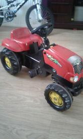 Kid Tractor