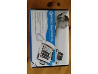 Geemarc photophone 100, great for hard of hearing and vision impairment