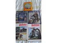 5 motor bike books