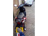 Pulse light speed 2 50cc