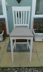 John Lewis Alba bar chair/stool