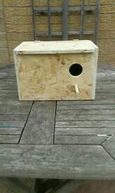 30x20x20cm nesting box