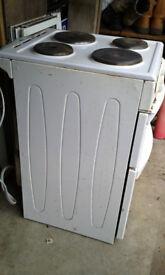 Beko DC3511 freestanding electric cooker