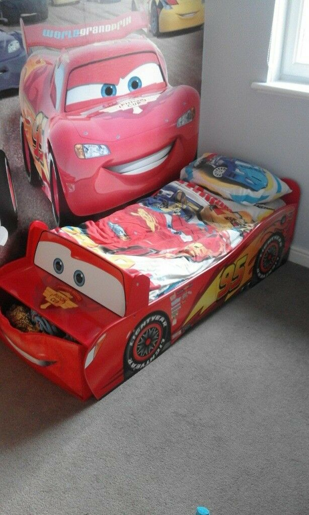 Lightening McQueen bed for sale