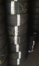 205/55/16 quality part worn and new tyres