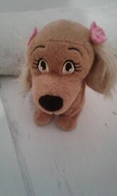 Club Petz Lucy Sing and Dance Plush