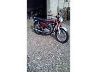 Honda CB250 K4 (1974) Ready to Ride