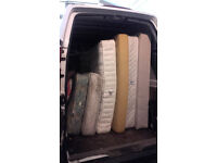 Old mattresses, duvets, pillows, towels, sheets, free, suitable for pet bedding