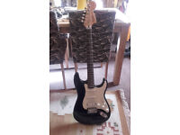 Fender Squire Stratocaster, great condition!
