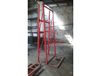 Vertical Racking for sale - A Frame