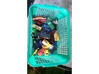 Job Lot Of Toy Cars.