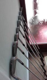 Set of Titleist DTR Irons