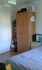 One double bedroom for rent in shared flat with one more easy-going and tidy professional