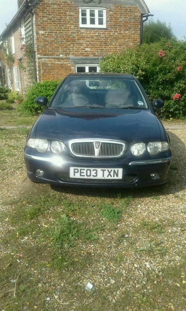 Rover 45 IXS 1.8 16V 2003