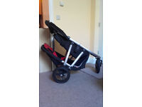Phil&teds Vibe double buggy