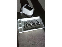 Toaster and plate drainer