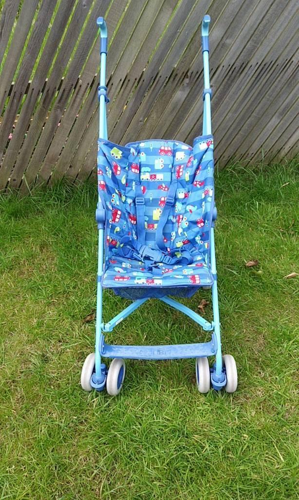 Lightweight Mothercare Pushchair