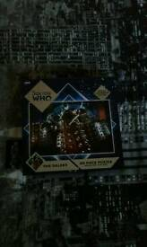 doctor who 300 piece puzzles and Gibson's tea at the farm 500 piece puzzle £5 each