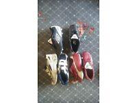 football boots size 13 kids