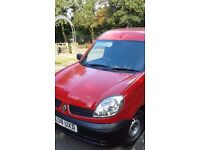 RENAULT KANGOO NEVER USED IN CONSTRUCTION --- 47120 MILES ONLY