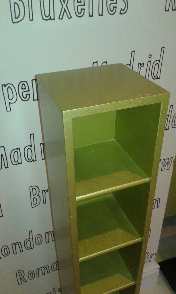 CD Holder presented in Olive Green Colour