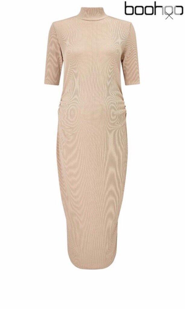 dedae8afd62 Maternity Boohoo Dress Size 10 - New