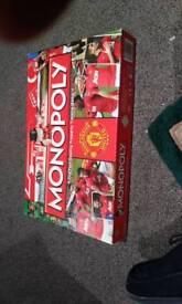 Monopoly man utd edition