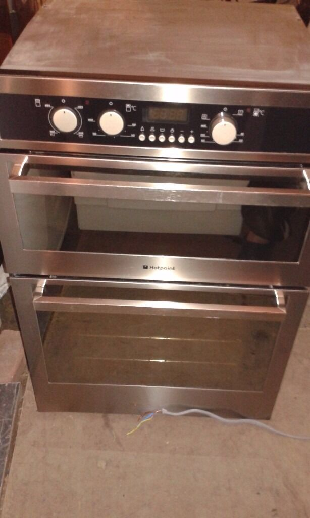 **JAY'S APPLIANCES**HOTPOINT**ELECTRIC DOUBLE OVEN**FULLY WORKING**DELIVERY**£50!!!**MORE AVAILABLE*