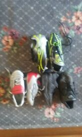 football boots size 1
